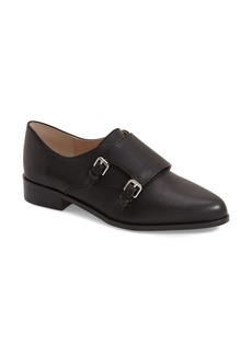 French Connection 'Lorinda' Monk Strap Loafer (Women)