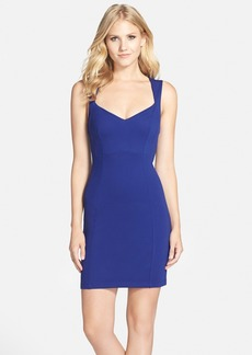 French Connection 'Lula' Ponte Body-Con Dress