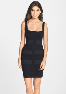 French Connection 'Marie' Stretch Knit Bandage Dress
