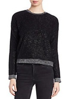 FRENCH CONNECTION Metallic Sweater