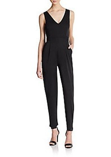 French Connection Mona Crepe Jumpsuit