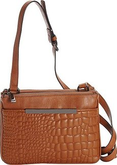 French Connection Monica Convertible Cross Body Bag, Nutmeg, One Size