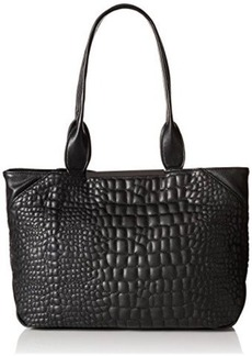 French Connection Monica Tote Bag, Black, One Size