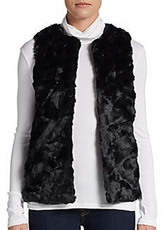 French Connection Nala Faux Fur Vest