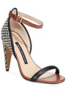 French Connection Nanette Ankle Strap Dress Sandals Women's Shoes