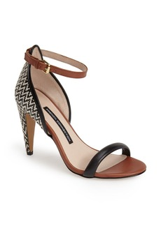 French Connection 'Nanette' Ankle Strap Sandal (Women)