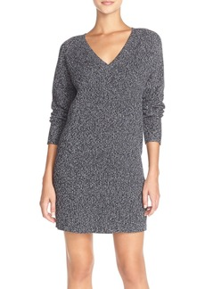 French Connection 'Naughty Brights' Cotton Sweater Dress