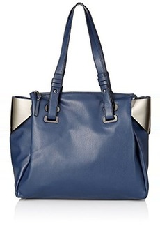 French Connection Nixon Tote Bag, Nocturnal/Gunmetal, One Size