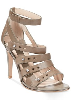 French Connection Nolinda Caged Sandals