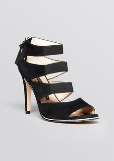 FRENCH CONNECTION Open Toe Sandals - Nolie High Heel