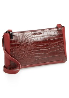 French Connection 'Opulence' Convertible Crossbody Clutch