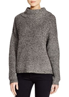 FRENCH CONNECTION Otis Funnel Neck Sweater
