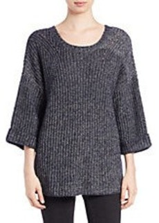 FRENCH CONNECTION Oversized Rib-Knit Sweater
