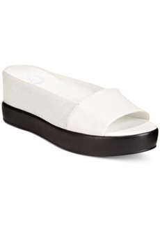 French Connection Pepper Platform Wedge Sandals Women's Shoes
