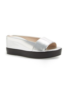 French Connection 'Pepper' Slip-On Platform Sandal (Women)