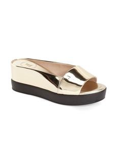 French Connection 'Pepper' Slip-On Platform Sandal (Women)