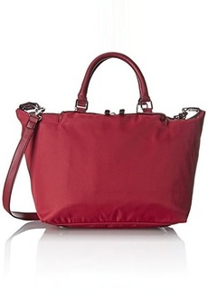 French Connection Piper Tote Bag, Red, One Size