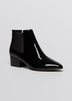 FRENCH CONNECTION Pointed Toe Booties - Ronan
