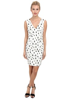 French Connection Polka Spray Dress 71DJM