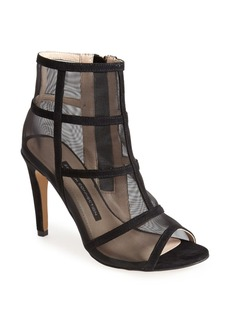French Connection 'Quanna' Caged Mesh Bootie (Women)