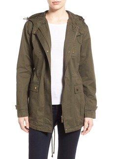French Connection Relaxed Cotton Anorak