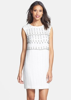 French Connection 'Riobamba' Beaded Shift Dress
