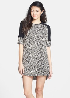 French Connection 'Sahara' Textured Shift Dress