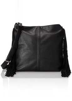 French Connection Sammy Hobo Bag, Black, One Size