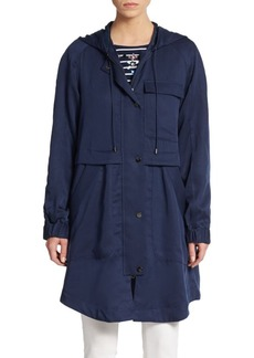 French Connection Santa Fe Hooded Jacket