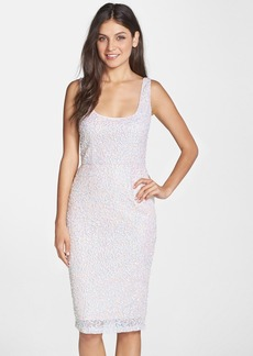 French Connection Sequin Body-Con Dress