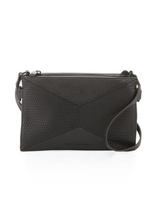 French Connection Shane Faux-Leather Crossbody Bag
