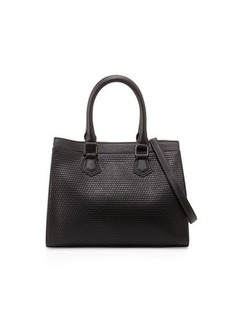 French Connection Shane Faux-Leather Satchel Bag