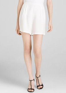 FRENCH CONNECTION Shorts - High Waist Pleat