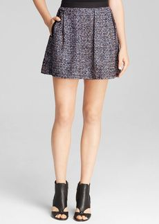FRENCH CONNECTION Skirt - Malik Mohair Tweed