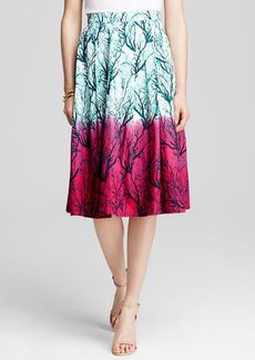 FRENCH CONNECTION Sea Fern Skirt