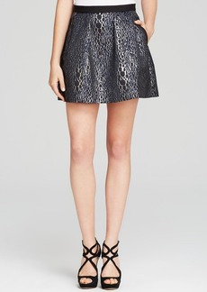 FRENCH CONNECTION Skirt - Sparkle Ray