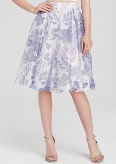 FRENCH CONNECTION Skirt - Water Garden