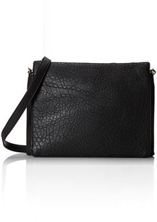 French Connection SO Fresh Clutch,Black,One Size