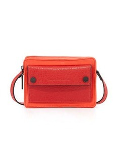 French Connection So Fresh Mini Wristlet Crossbody, Red