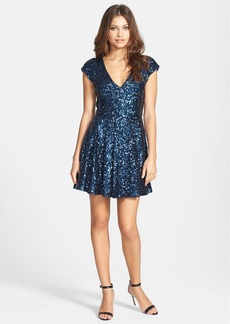 French Connection 'Spectacular Sparkle' Dress