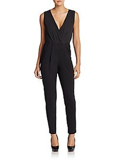 French Connection Spring Wrap Jumpsuit