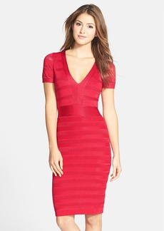 French Connection 'Summer Spotlight' Knit Bandage Dress