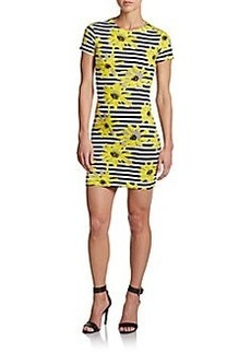 French Connection Sunflower Jersey Dress