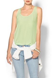 French Connection Sunkissed Silk Top
