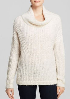 FRENCH CONNECTION Sweater - Bloomingdale's Exclusive Fuzzy