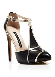 FRENCH CONNECTION T-Strap Pumps - Candice