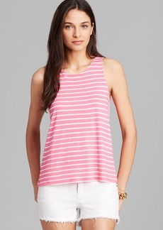 FRENCH CONNECTION Tank - Elliot Two Stripe