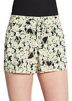 French Connection Tropicana Track Shorts