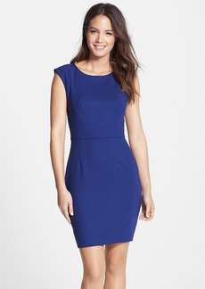 French Connection 'Whisper Light' Woven Sheath Dress