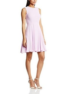 French Connection Women's Ana Crepe Sleeveless Fit-and-Flare Dress